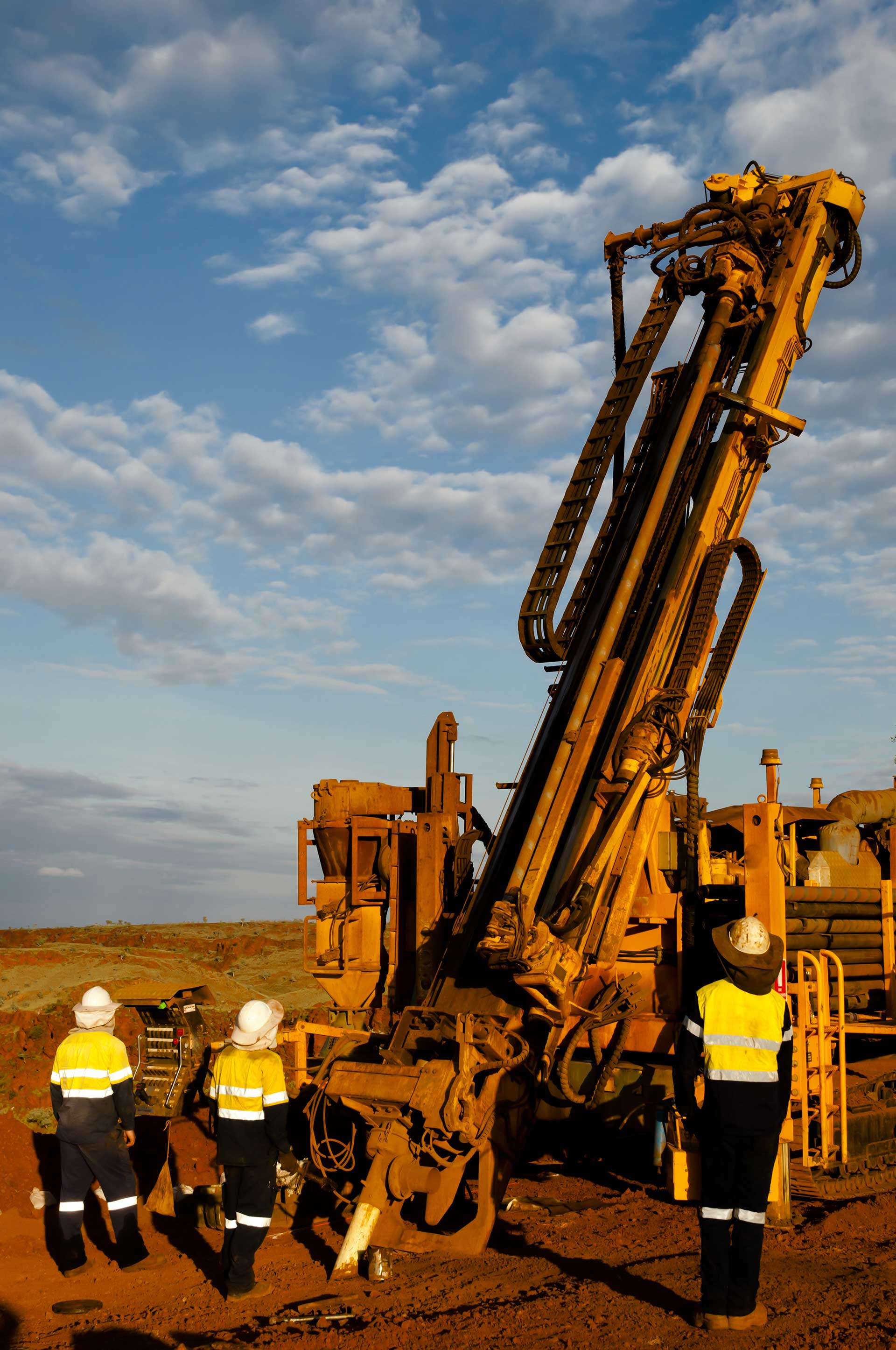 San Marco to Prepare for Drilling at it's Gold/Silver/Zinc Buck Property and Announces Attendance at VRIC Conference