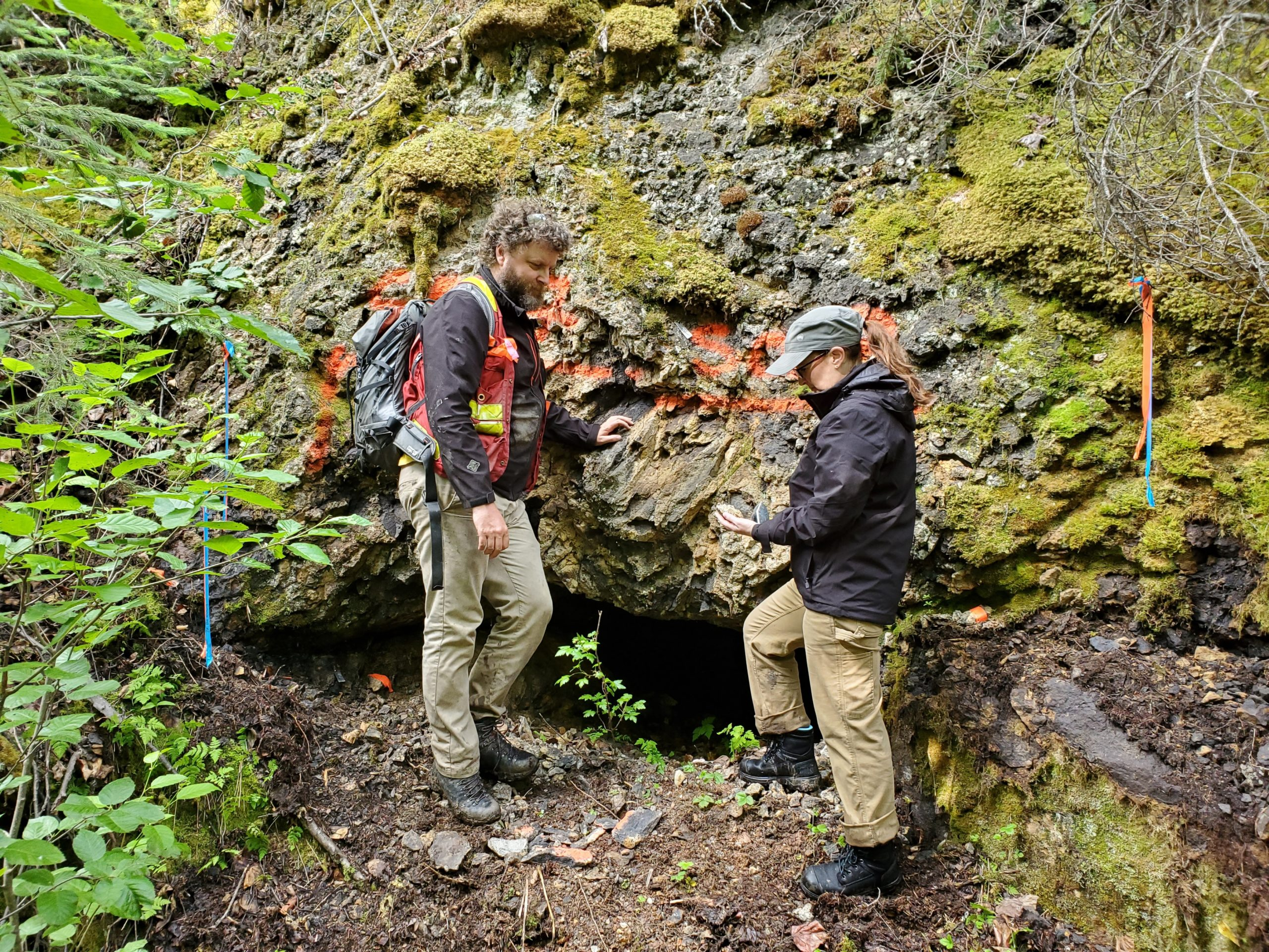 San Marco Updates Exploration on it's Buck Gold – Silver Property, Central British Columbia