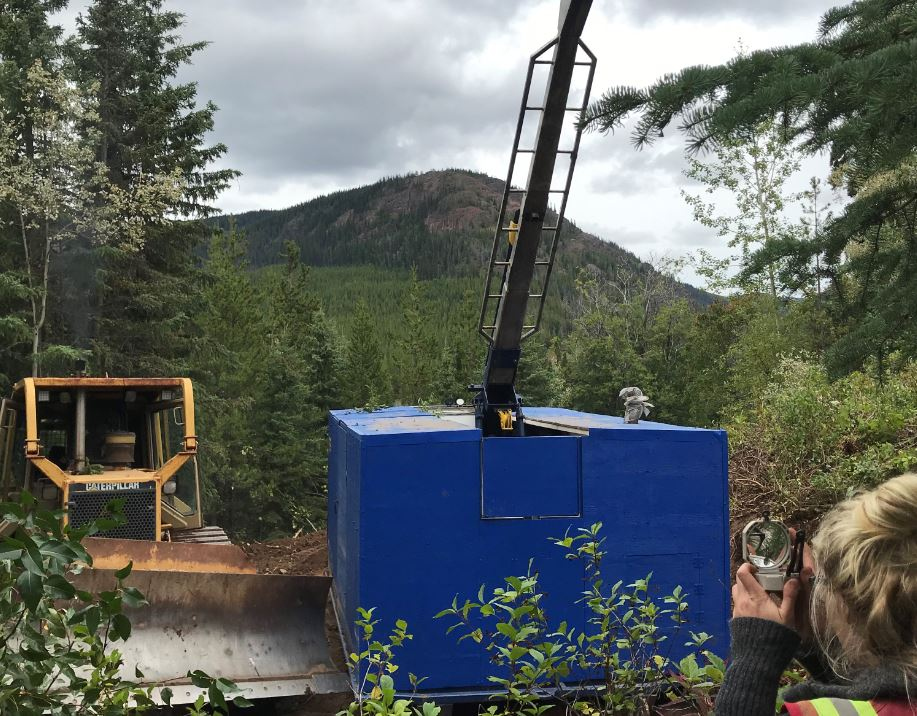 Phase 2 Diamond Drilling Underway at San Marco's Buck Gold and Silver Property, Central BC;  Red Cloud Appointed to Provide Market Services